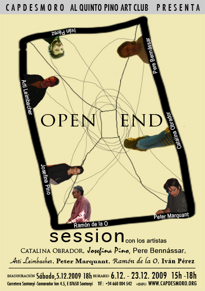 Open End Session con 7artistas