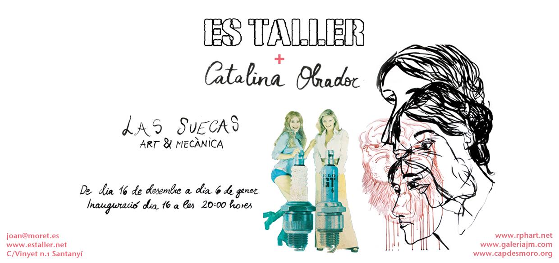 Catalina Obrador en Es Taller, Santanyi